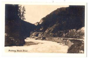 RPPC, Kicking Horse River