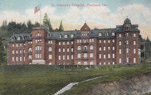 PORTLAND , Oregon , 00-10s ; St. Vincent's Hospital