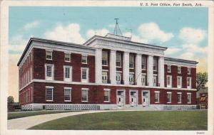 Arkansas Fort Smith U S Post Office 19421940