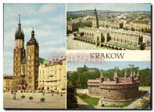 Post Modern Krakow Map