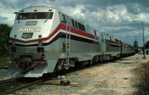 Amtrak Auto Train AMD-103 Genesis Units #800 and #801