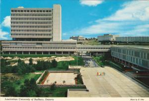 Laurentian University, SUDBURY, Ontario, Canada, 50-80´s