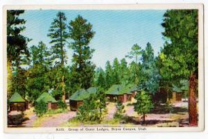 Guest Lodges, Bryce Canyon, Utah