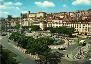 CPM Lisboa Place Rossio PORTUGAL (750542)