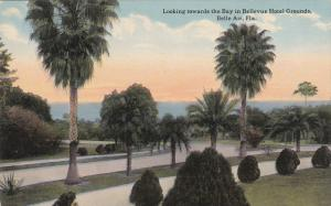 Looking Towards The Bay In Bellevue Hotel Grounds, BELLE AIR, Florida, 1900-1...