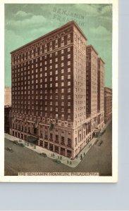 Pennsylvania Philadelphia The Benjamin Franklin Hotel 1943