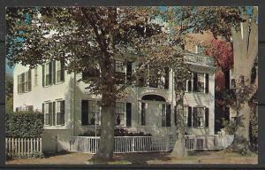 Massachusetts, Nantucket - The Macy Mansion - [MA-169]