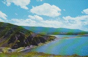 Canada Coastal Scene Of Cabot Trail Nova Scotia