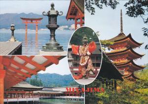 Japan Itsukushima Shrine Miyajima