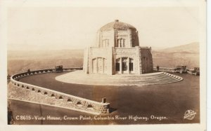 RP: OREGON, 1910-20s; Vista House, Crown Point, Columbia River Highway
