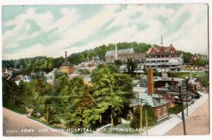 US Army & Navy Hospital, Hot Springs Ark