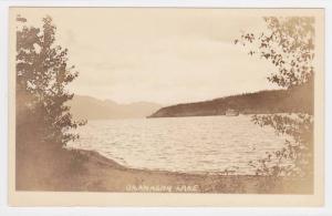 RP: Okanagan Lake , B.C. , Canada , 30-40s # 1