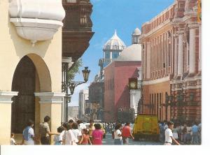 Postal 048813 : Calle del Correo. Lima - Peru