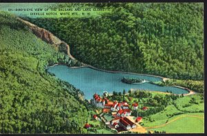 New Hampshire ~ The Balsams and Lake Gloriette Dixville Notch WHITE MTS LINEN