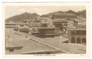 RP:  Steamer Point (Barracks) , ADEN , Yemen , 00-10s