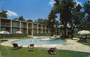 The Woodville Inn, Woodville, Texas, USA Motel Hotel Postcard Postcards  The ...