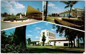 SAN JUAN, PUERTO RICO  Advertising  BACARDI RUM DISTILLERY ca 1970s  Postcard