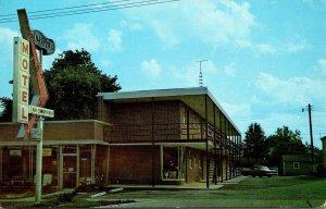 Illinois Nashville The Nashville Motel