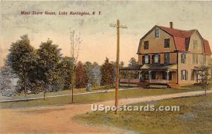 West Shore House Lake Huntington NY 1908