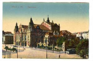 Opernhaus, Coln a. Rh. (North Rhine-Westphalia), Germany, 1900-1910s