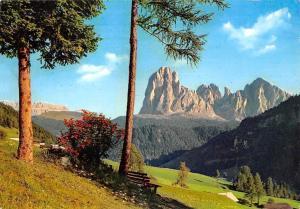 Italy Gruppo Sassolungo Dolomiti Langkofelgruppe Dolomiten