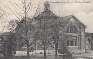 WINDSOR , Ontario , Canada , 00-10s ; Central Methodist Church