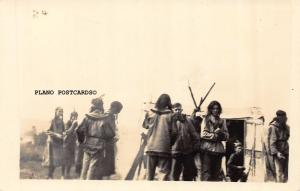 ZANESFIELD, OHIO HOMECOMING PAGEANT-WYANDOT INDIANS 1920 RPPC REAL PHOTO P.C.
