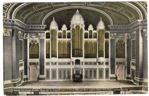 Herman Kotzschmar Memorial Organ, Portland, Me.