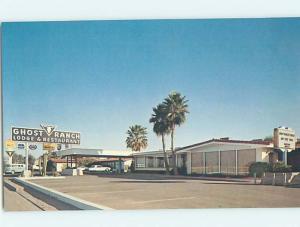 Unused Pre-1980 GHOST RANCH LODGE & RESTAURANT Tucson Arizona AZ J6979