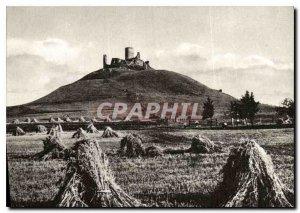 Postcard Modern Ruin in Westfalen Warburg Desenberg