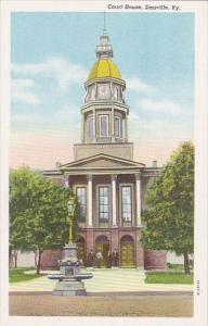 Kentucky Danville Court House