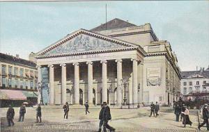 Belgium Brussels Theatre Royal