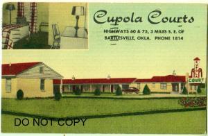 Cupola Courts, Bartlesville Ok