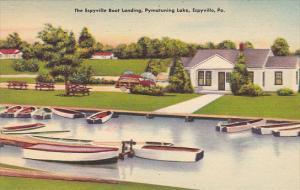 Pennsylvania Espyville Pymatuning Lake Espyville Boat Landing