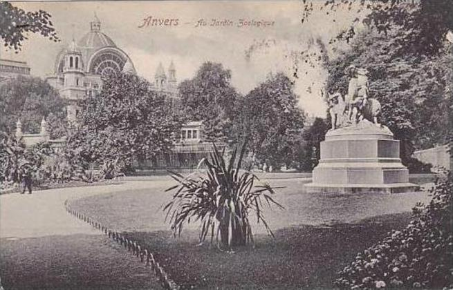 Belgium Anvers Au Jardin Zoologique