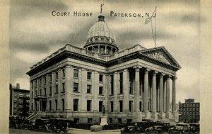 NJ - Paterson. Court House