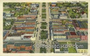 Eufaula, Alabama Post Card     ;     Eufaula, AL