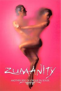 Zumanity Cirque du Soleil - Las Vegas, Nevada, USA