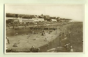tp4310 - Kent - Ramsgate - The Seaside Promanade and Sands  - Postcard
