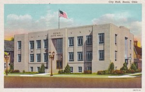 XENIA , Ohio , 1949 ; City Hall