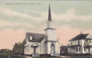 Exterior, German Lutheran Church, Cresco, Iowa,  00-10s