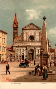 Italy Firenze Stazione Maria Novella