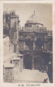 Israel Jerusalem The Holy Tomb