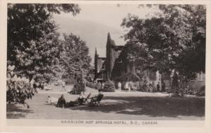 RP: Harrison Hot Springs Hotel , B.C. , Canada , 1930-40