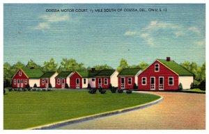 Delaware  Odessa Motor Court