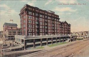 New Jersey Atlantic City Hotel Strand 1913