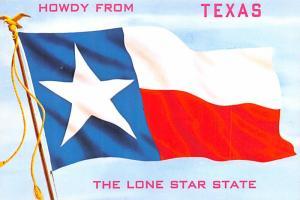 Flag - Texas