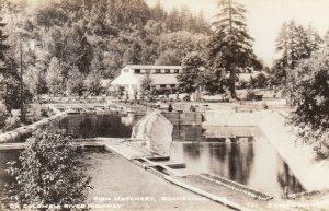 RP; BONNEVILLE , Oregon , 30-40s ; Fish Hatchery