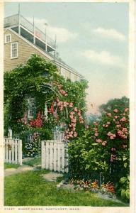 MA - Nantucket. Sharp House