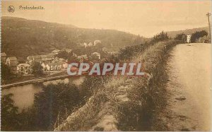 Modern Postcard Profondeville Selected Views of the Valley of the Meuse